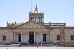 Cabanes Guadalajara Mexique de Hospicio photo libre de droits