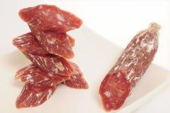 cabano or sausage Stock Image