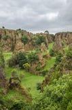 Cabarceno del parco naturale Fotografia Stock Libera da Diritti
