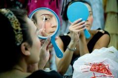 Cabaret τραβεστί Alcazar στην Ταϊλάνδη Στοκ φωτογραφία με δικαίωμα ελεύθερης χρήσης