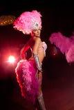 cabaret χορευτής Στοκ φωτογραφία με δικαίωμα ελεύθερης χρήσης