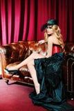 Cabaret Royalty Free Stock Photo