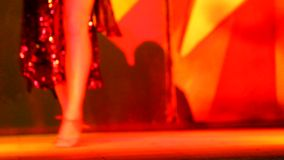Cabaret stock video