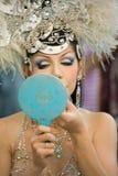 Cabaret del transexual del Alcazar en Tailandia Imagenes de archivo