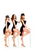 Cabaret Group Royalty Free Stock Image