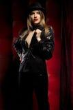 Cabaret performer Stock Photography