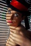 Cabaret performer Stock Photo