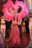 Cabaret Show Royalty Free Stock Photos