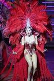 Cabaret Show Stock Image