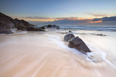 Cabarita beach royalty free stock photos