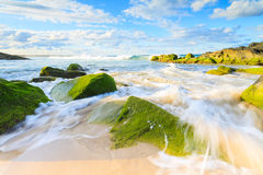 Cabarita beach Stock Images