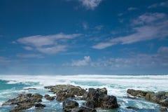Cabarita Strand in Australien während des Tages Stockfoto