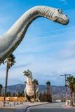 Cabazon恐龙2 免版税库存图片