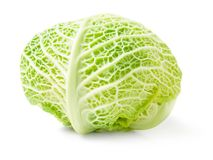 Cabbage. Royalty Free Stock Image