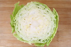 Cabbage. Green fresh cabbage background texture Royalty Free Stock Image