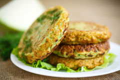 Cabbage burgers Royalty Free Stock Images