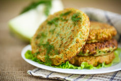 Cabbage burgers Royalty Free Stock Photography