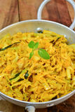 Cabbage curry Stock Photography