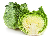 Cabbage cut Royalty Free Stock Photo