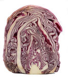 Cabbage in a cut Stock Photos