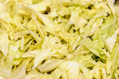 Cabbage cut sliced Stock Photo