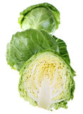 Cabbage fresh Royalty Free Stock Images