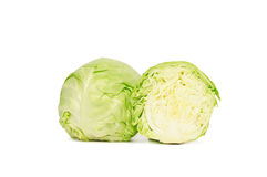 Cabbage-head Royalty Free Stock Photography