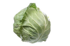 Cabbage head Royalty Free Stock Photos