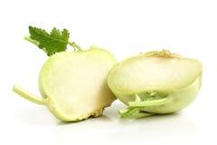Cabbage kohlrabi Royalty Free Stock Photos