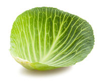 Cabbage leaf Royalty Free Stock Photos