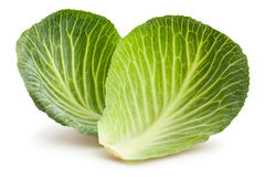 Cabbage leaves Royalty Free Stock Photography
