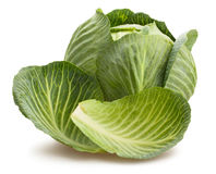 Cabbage leaves Royalty Free Stock Photos