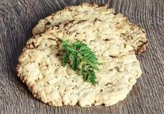 Cabbage pancake Stock Photo