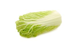 Cabbage Peking Royalty Free Stock Photo