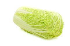 Cabbage Peking Royalty Free Stock Photos