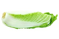 Cabbage peking Stock Images
