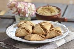 Cabbage pie Stock Image