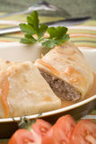Cabbage roll Stock Photo