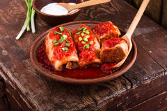 Free Cabbage Roll, Golubtsi, Traditional Ukrainian Cuisine, Royalty Free Stock Photography - 85750867