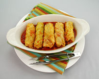 Cabbage Rolls Stock Photos