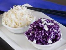 Cabbage salad Royalty Free Stock Photo