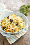Cabbage salad Stock Photos