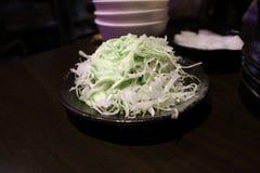 Cabbage salad Stock Photo