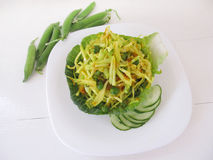 Cabbage salad. Royalty Free Stock Images