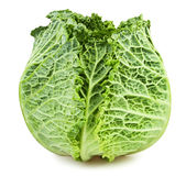Cabbage side Stock Photos