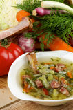 Cabbage Soup Royalty Free Stock Image