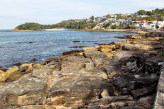 Cabbage Tree Bay Royalty Free Stock Photo