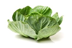 Cabbage Vegetable Stock Image