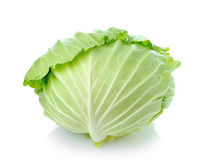 Cabbage  on white background Stock Photography