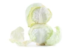 Cabbages Stock Photos